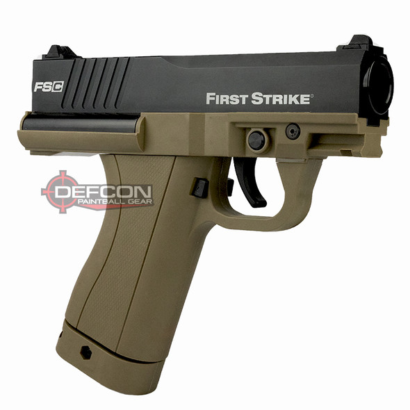 First Strike FSC Paintball Pistol / FDE
