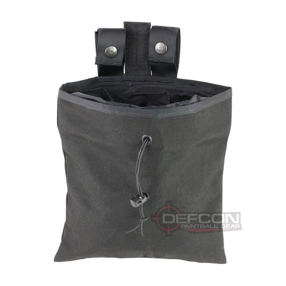 KWS Large Roll Up Dump Pouch / Black