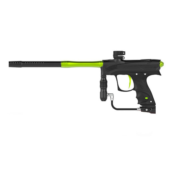 DYE Rize CZR Paintball Gun - Black/Lime