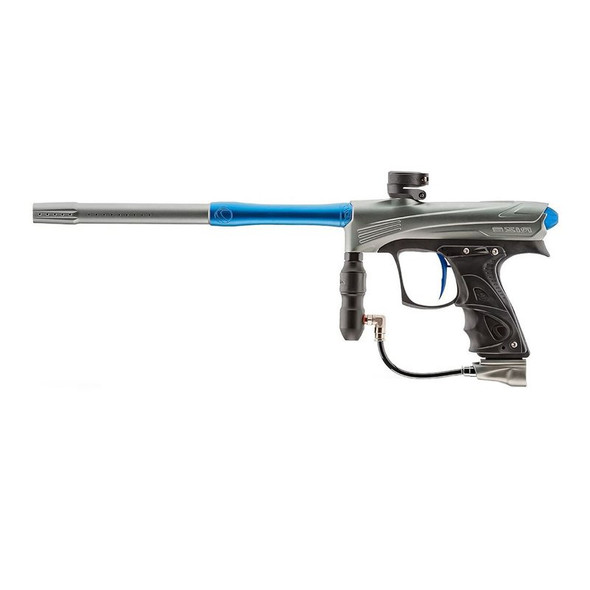 DYE Rize CZR Paintball Gun - Grey/Blue