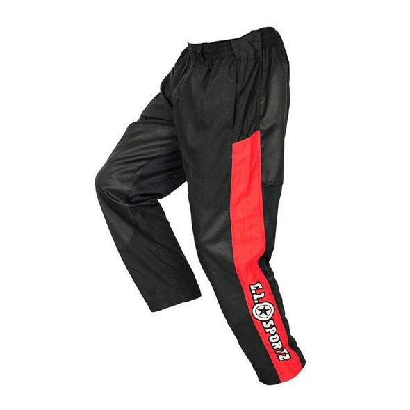 Empire Grind Pants - Black/Red