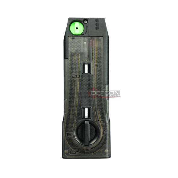 Planet Eclipse EMF/MG100 Continous 20 Round Magazine / Black