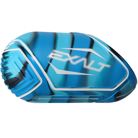 Exalt Medium Tank Cover / Blue Swirl