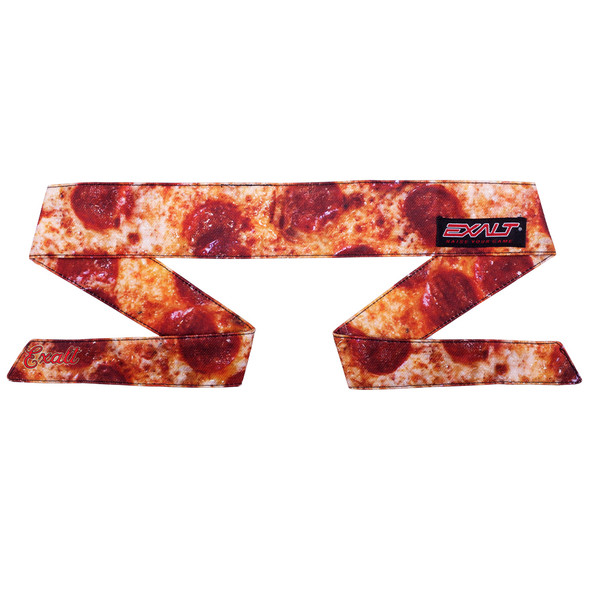 Exalt Headband / Pepperoni Pizza