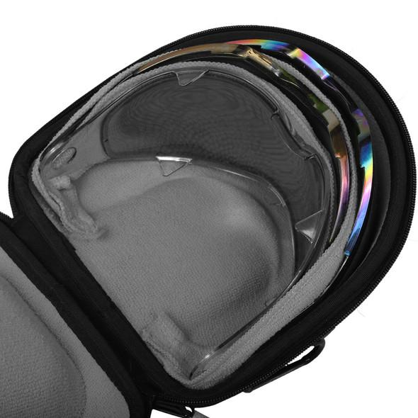 Exalt Carbon Universal Lens Case V3 / Charcoal Grey