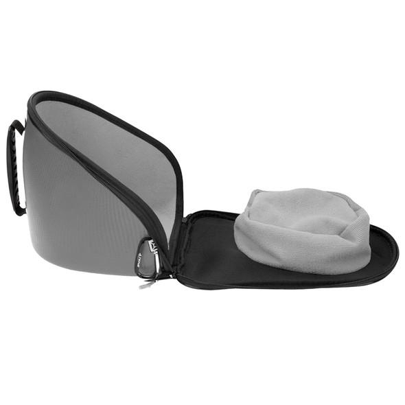 Exalt Carbon Case Universal Goggle Case V3 / Charcoal Grey