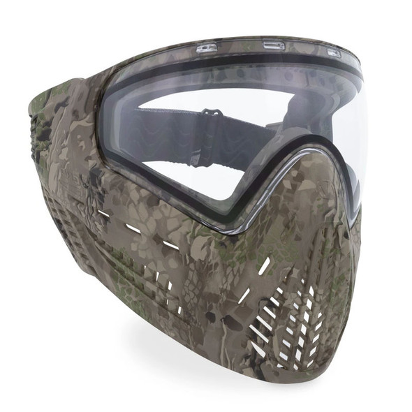 Virtue Vio Ascend Paintball Mask Highlander Camo