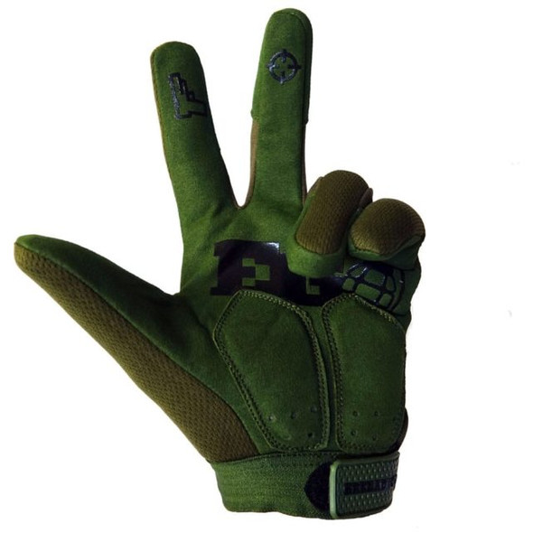 Enola Gaye Tactical FU Gloves / Olive