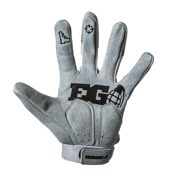 Enola Gaye Tactical FU Gloves / Headstone Grey