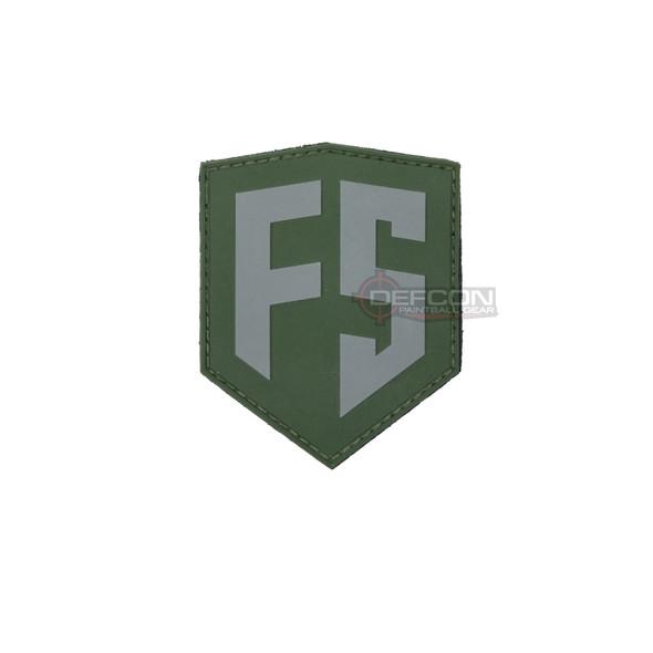 First Strike Shield Patch /  Olive