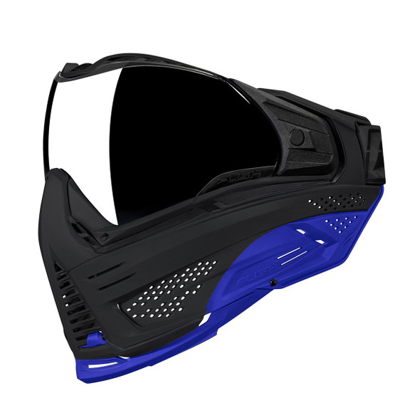 Push Unite Goggle Chin Extension - Blue