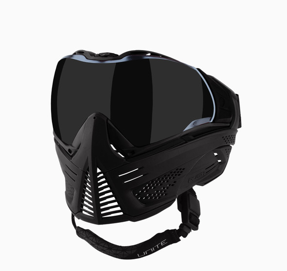 Push Unite Paintball Mask - Blackout