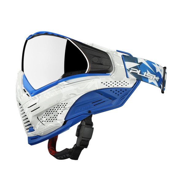 Push Unite Paintball Mask - The Patriot