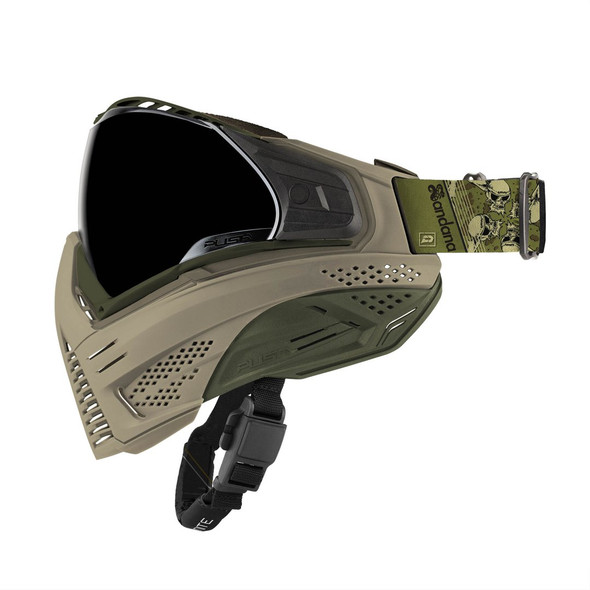 Push Unite Paintball Mask - LE Sandana