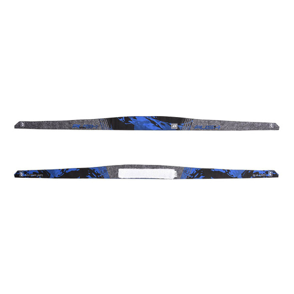 Push Headband - Blue