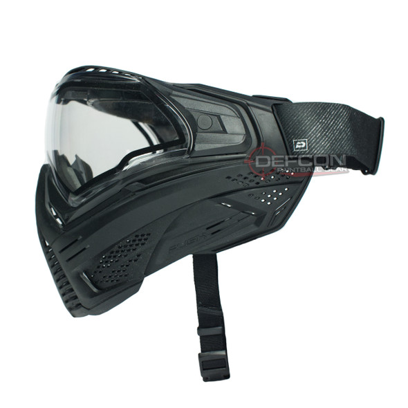 Push Unite Basic Paintball Mask - Black