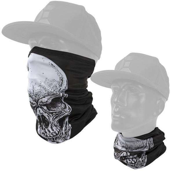 Exalt Neck Gaiter / Mask Skull