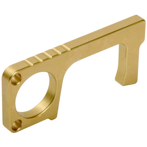 Exalt Brass Door Opener & Stylus w/ Carabiner