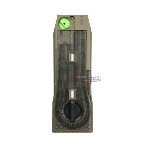 Planet Eclipse MG100 Continous 20 Round Magazine /  Earth
