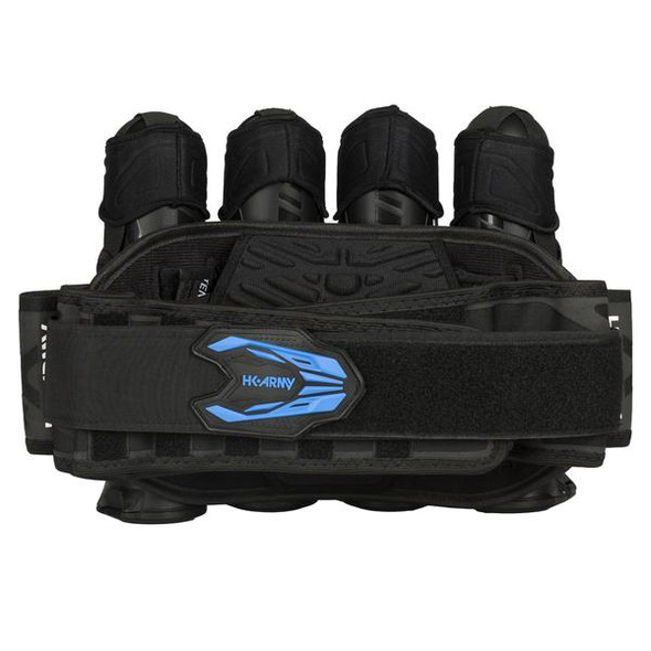 HK Army Zero G 2.0 Harness 4+3 - Black/Blue