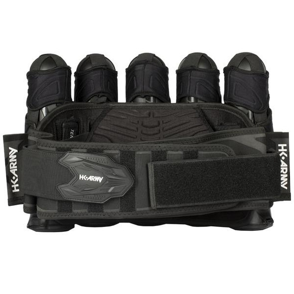 HK Army Zero G 2.0 Harness 5+4 - Black/Black