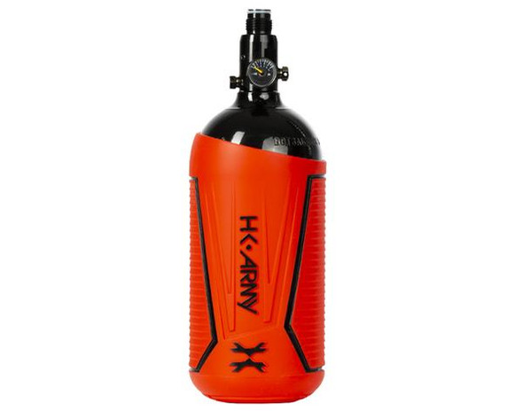 HK Army Vice 48ci Tank Cover - Red / Black