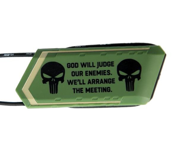 HK Army LE Ball Breaker Barrel Sleeve - Punisher