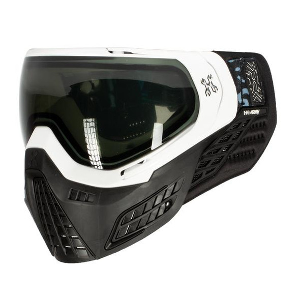 HK Army KLR Paintball Mask – Blackout / White