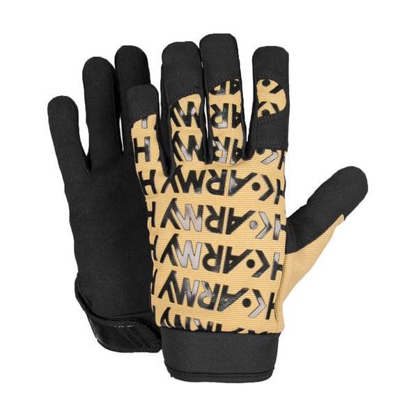 HK Army HTSL Glove - Tan/Black