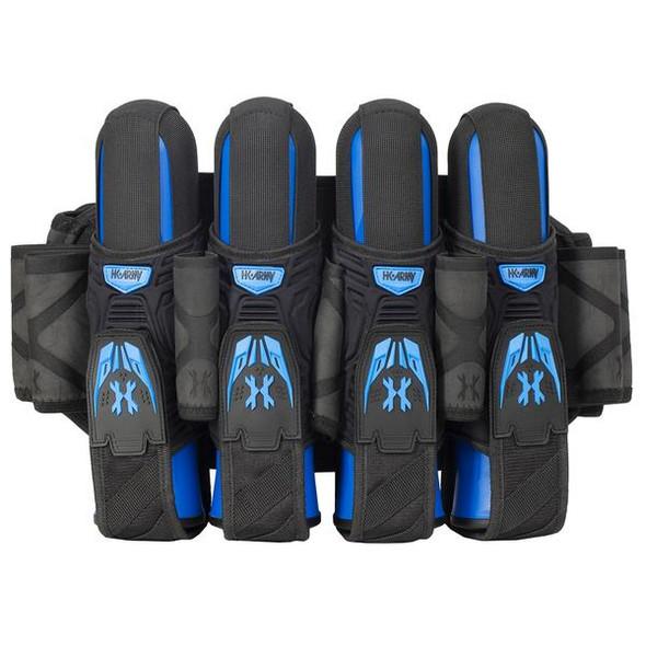 HK Army MagTek Pack 4+3+4 - Black/Blue