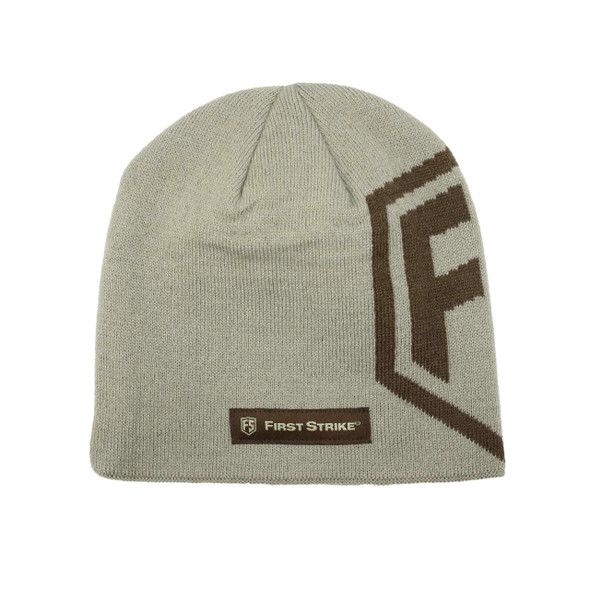 First Strike Beanie / Tan