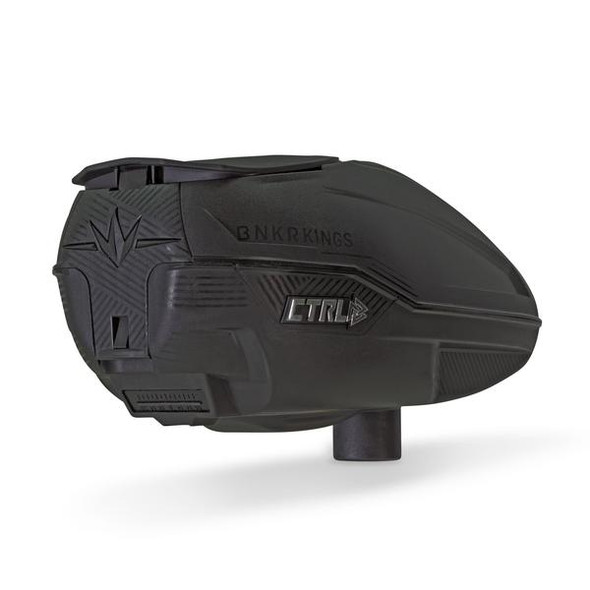 Bunkerkings CTRL Paintball Loader / Black