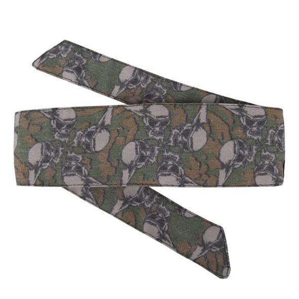 HK Army Headband Hostilewear - Skulls Forrest