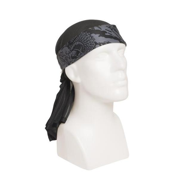 HK Army Headwrap Ryu Grey