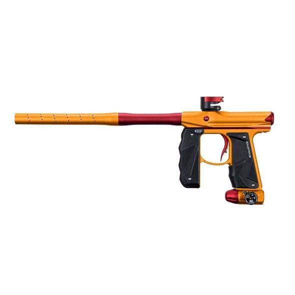 Empire Mini GS Paintball Gun w/ 2pc Barrel Dust Orange/Red