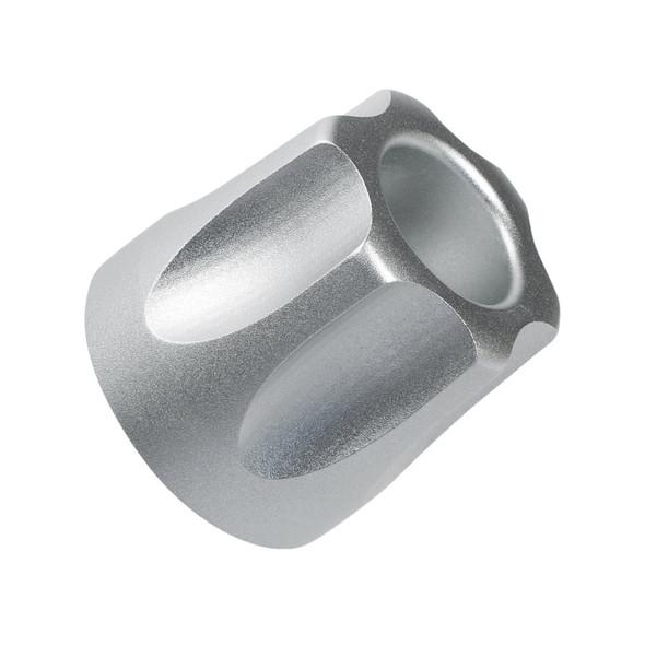 Exalt Tool-Less Back Cap / Eclipse EMEK, EMF100, ETHA 2, GTEK & ETEK - Silver