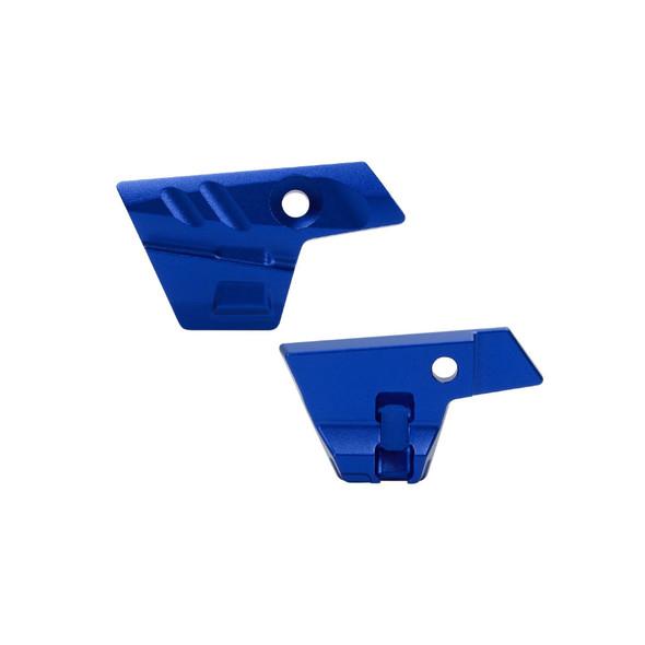 Exalt EMEK Breech Eye Covers - Blue