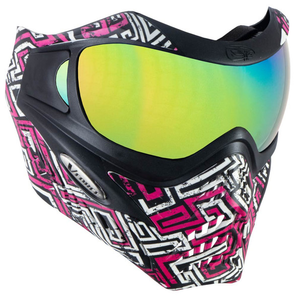 VForce Grill SE Thermal Paintball Mask / Street Magenta
