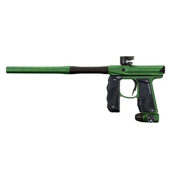 Empire Mini GS Paintball Gun w/ 2pc Barrel Dust Green/Brown