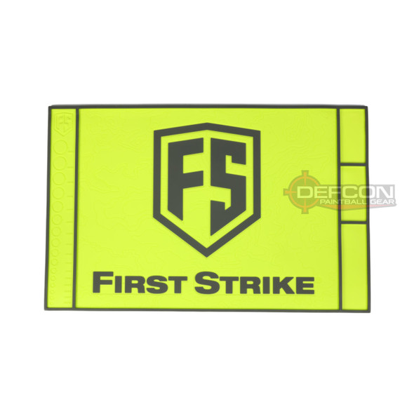 First Strike Tech Mat / Yellow - Grey