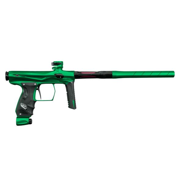 SP Shocker  AMP Electronic Paintball Gun - Green