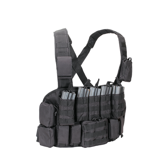 Voodoo Tactical Chest Rig / Black