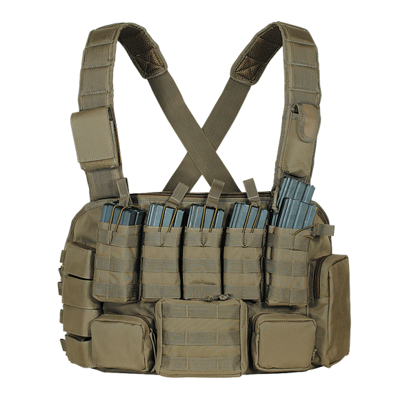 Voodoo Tactical Chest Rig / Coyote