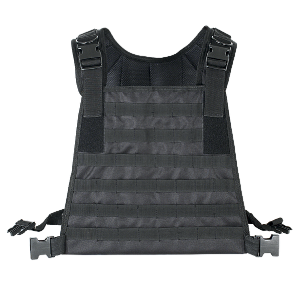 Voodoo I.C.E High Mobility Plate Carrier / Black