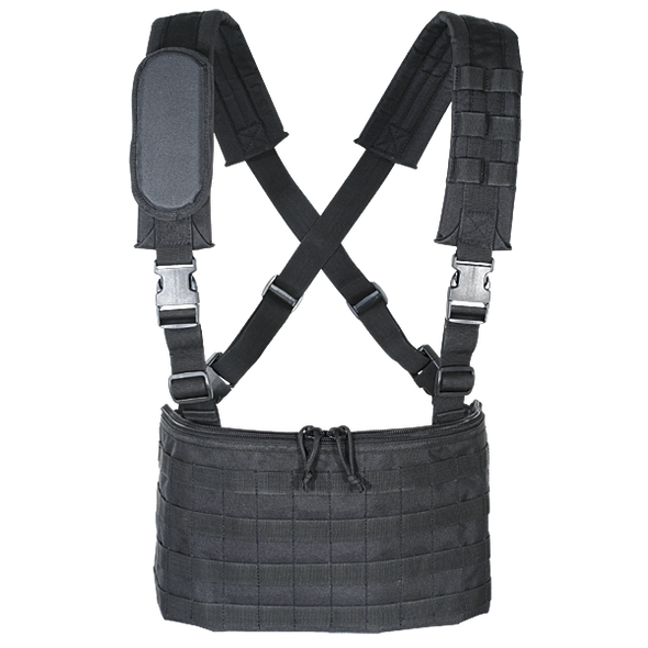 Voodoo Mobile Chest Rig / Black