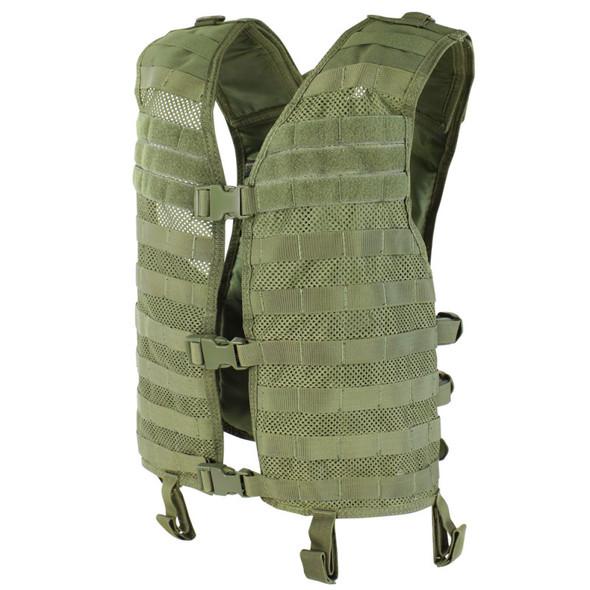 Condor Mesh Hydration Vest / Olive Drab
