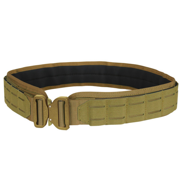 Condor LCS Cobra Gun Belt / Coyote Brown