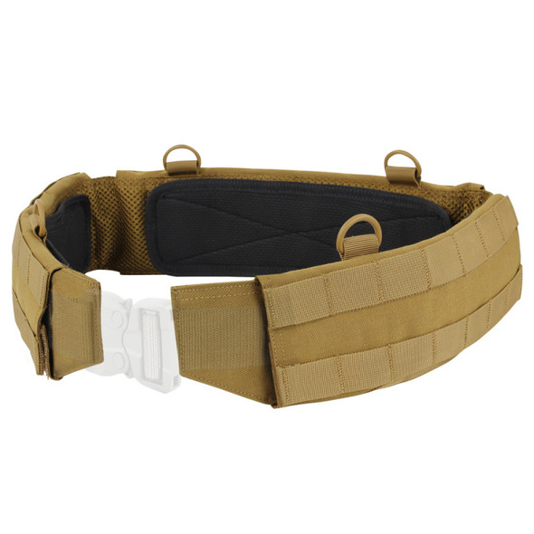 Condor Slim Battle Belt / Coyote Brown