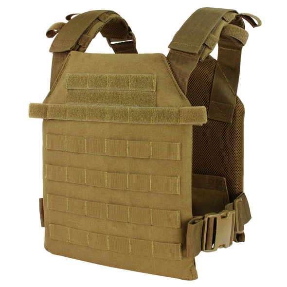 Condor Sentry Plate Carrier / Coyote Brown