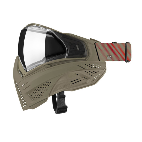 Push Unite Basic Paintball Mask - Tan